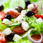 greek salad papa nero